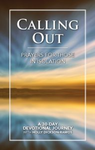 Cover art for Calling Out book