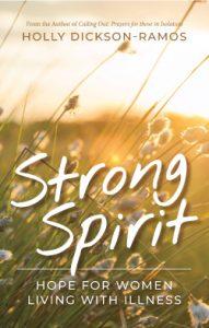 Cover artwork for Strong Spirit book